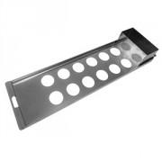 Набор для шокол.дисков (2 части); сталь нерж.; D=4см