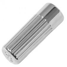 Капсула для сифона, металл, D=78,H=25мм, стальной