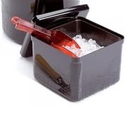Емкость для льда 20*20см,3.4л,пластик
