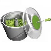 Центрифуга для сушки зелени, пластик, 10л, D=37.3,H=39.6см