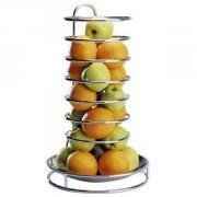 Ваза для фруктов d=32см, h=53см метал