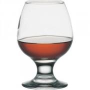Бокал для бренди «Бистро» стекло; 250мл; D=55/65,H=118мм