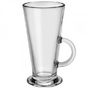 Бокал стекло; 280мл; D=77,H=150,L=95мм