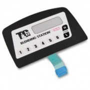 Электронная панель управления для блендера
