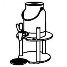 Диспенсер для молока орг.стекло