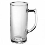 Кружка пивная «Минден» стекло; 620мл; D=80/75,H=185,B=125мм; прозр.