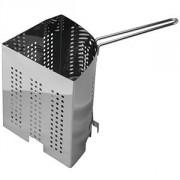 Стрейнер для кастрюли сталь нерж.; D=32,H=18,B=24см