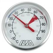 Термометр для молока сталь; D=45,L=138/125,B=55мм