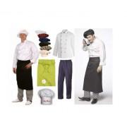 Одежда для поваров и официантов